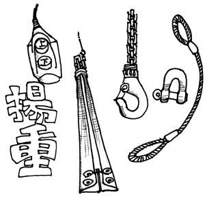 京都設備工業 玉掛け・揚重